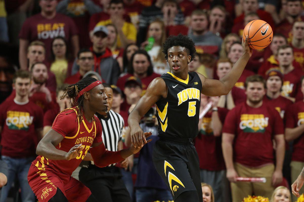 Iowa Hawkeyes Basketball Looks to Bounce Back vs. Iowa ...
