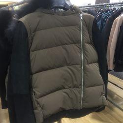 Fur Coat, $495 (from $1,085)