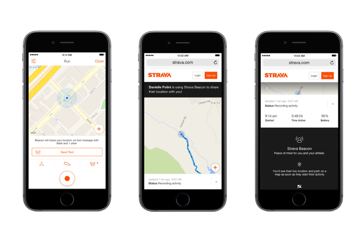 Image result for strava app