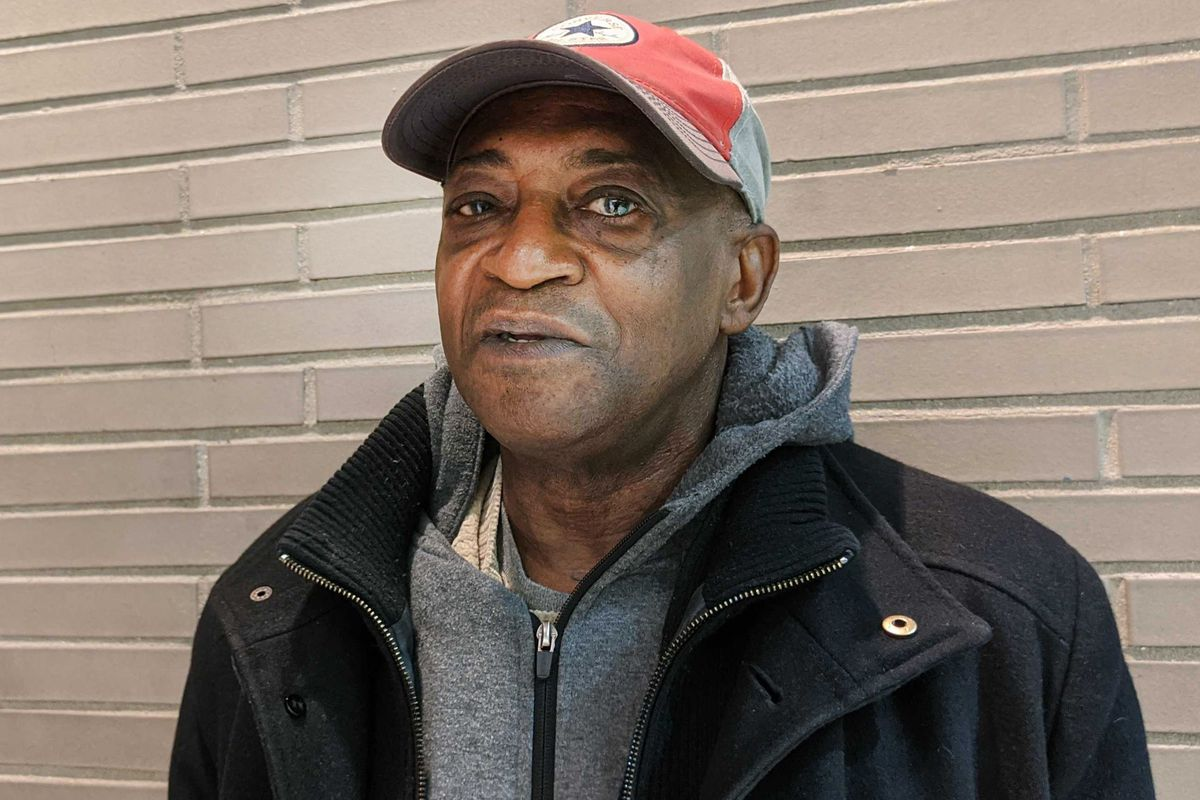 Alvin Linton is fighting eviction from his Bronx home.