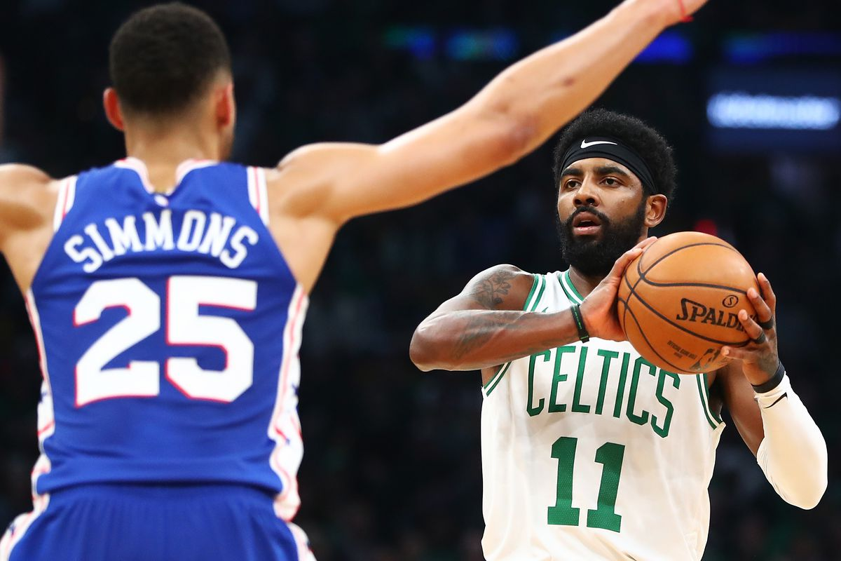 half off 27802 45e12 Gordon Hayward & Kyrie Irving Struggle in Celtics Season ...