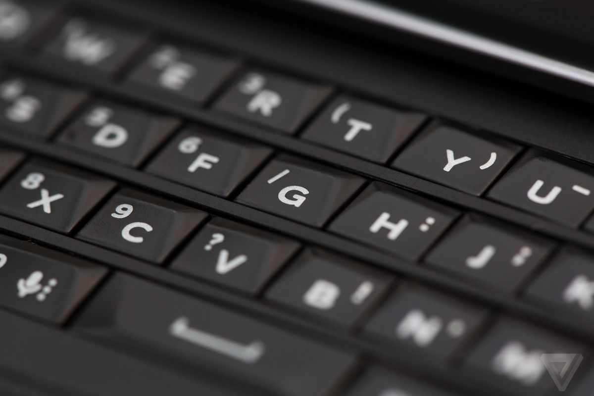 Best Android Keyboard 2021 A new 5G BlackBerry phone with Android and a physical keyboard