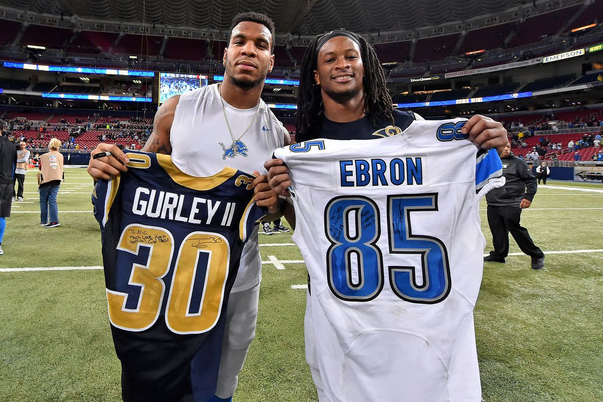 on sale 2c10f b9e04 Five Questions with Turf Show Times: Todd Gurley's slump and ...