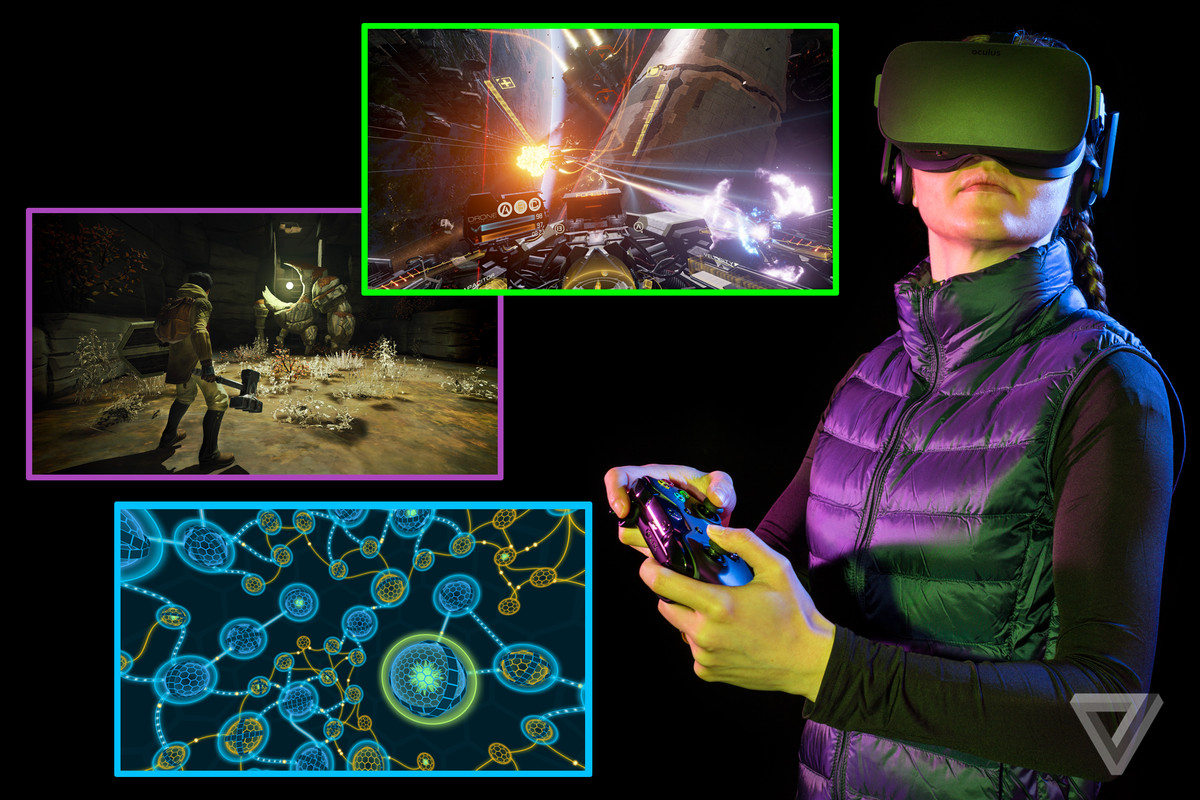 "ec014555b83e All the talk about virtual reality revolutionizing the gaming industry is  ""just first-day stuff"