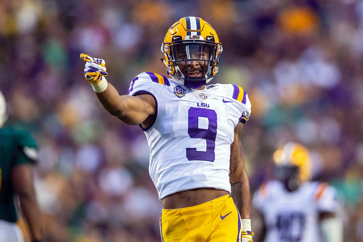 2020 NFL Draft: LSU's Grant Delpit can show he's top