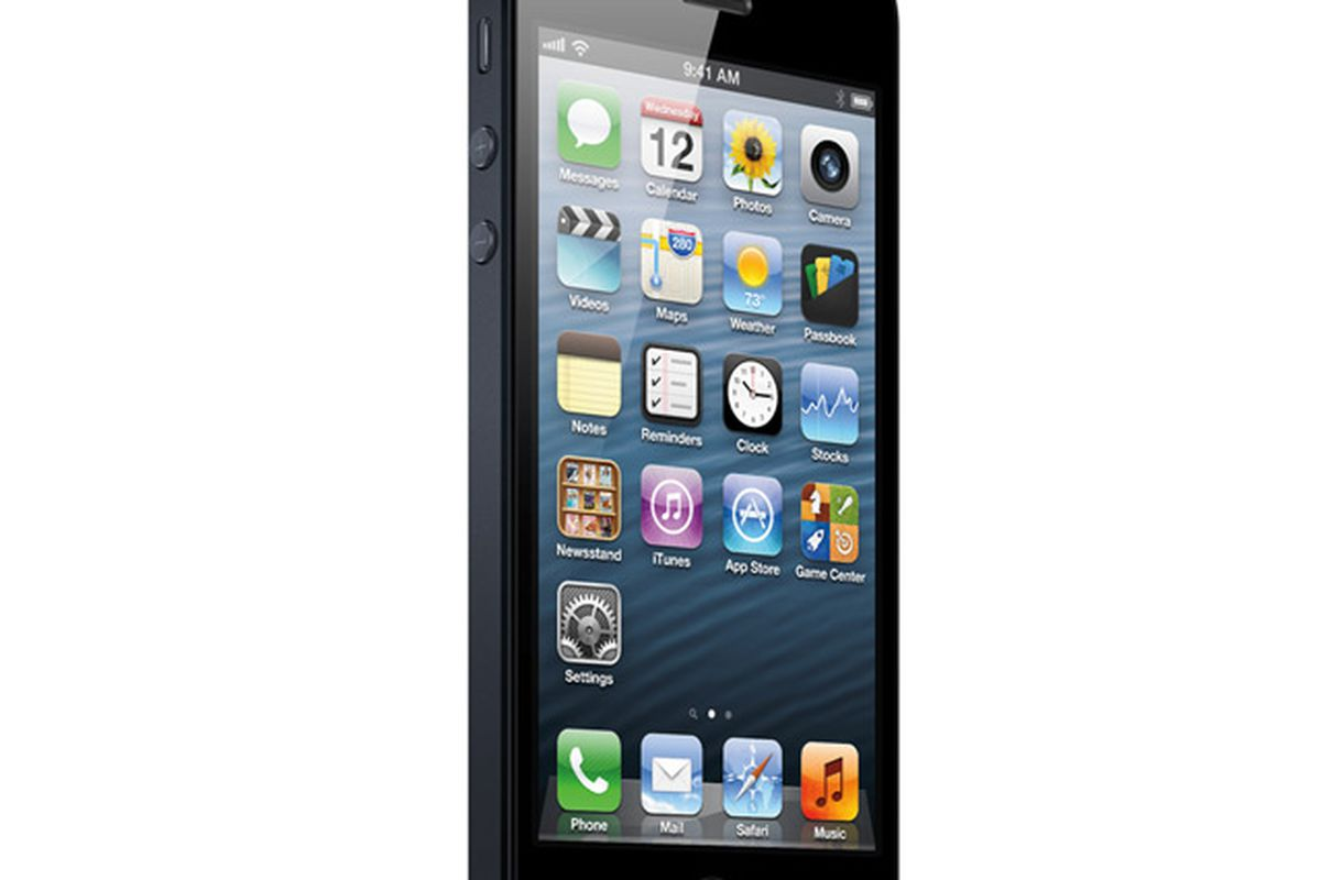 Apple Announces 4 Inch Iphone 5 With Lte Lightning