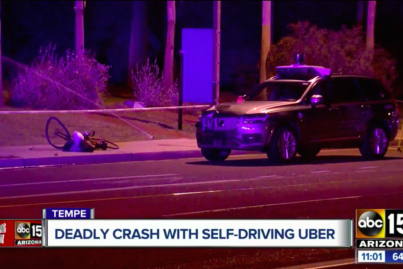 uber ends self driving operation in arizona