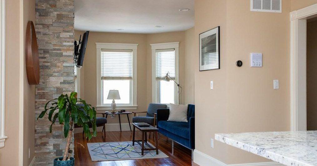 What $2,800 rents around Boston now