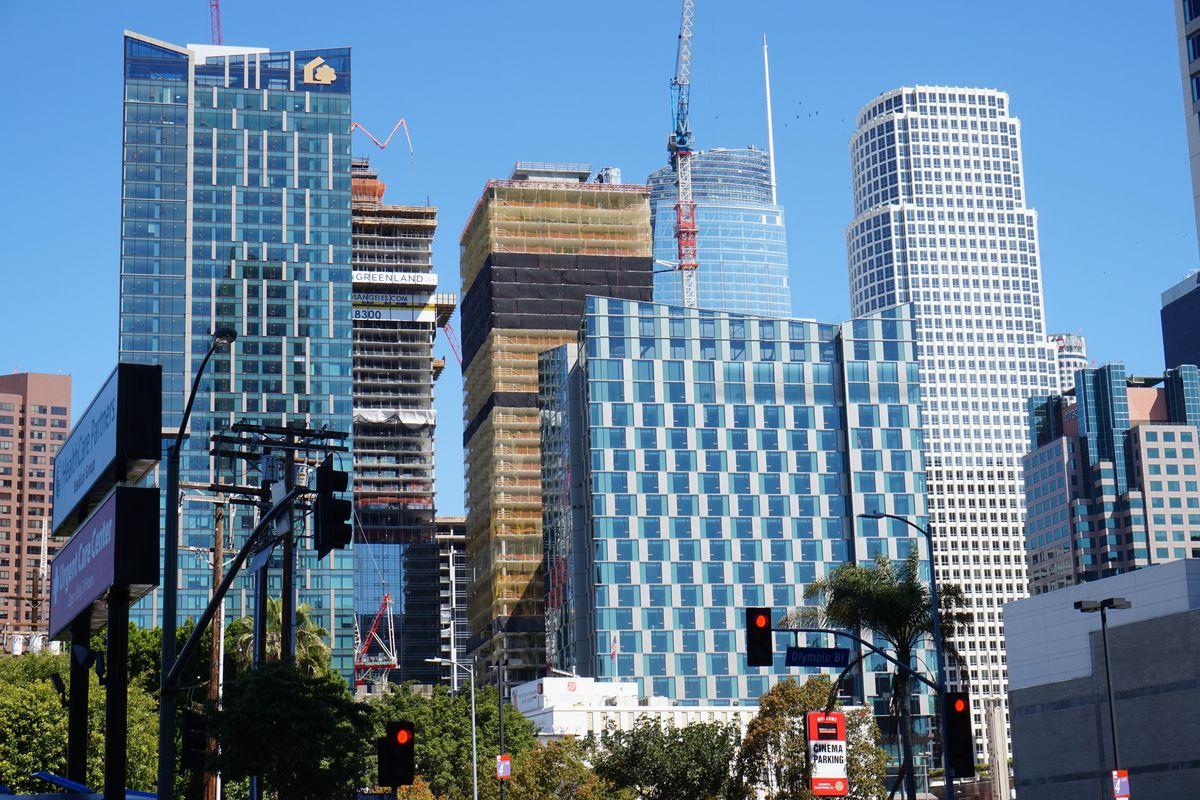 Metropolis construction