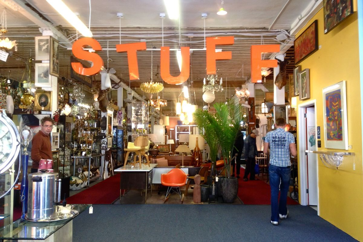 Valencia Street's Stuff is one of our favorites.