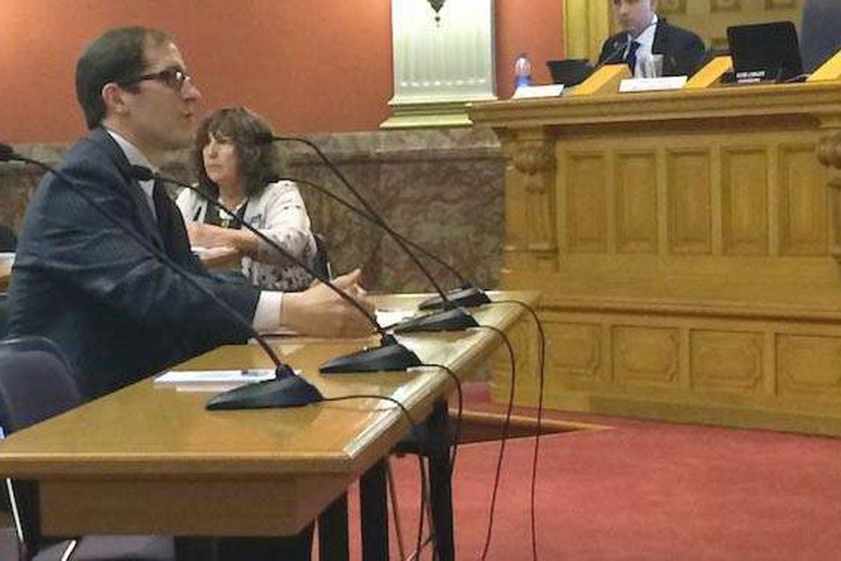 Speaker Mark Ferrandino meets with Colorado Commission on Higher Education