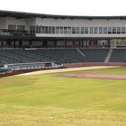 Another view toward home plate from right field