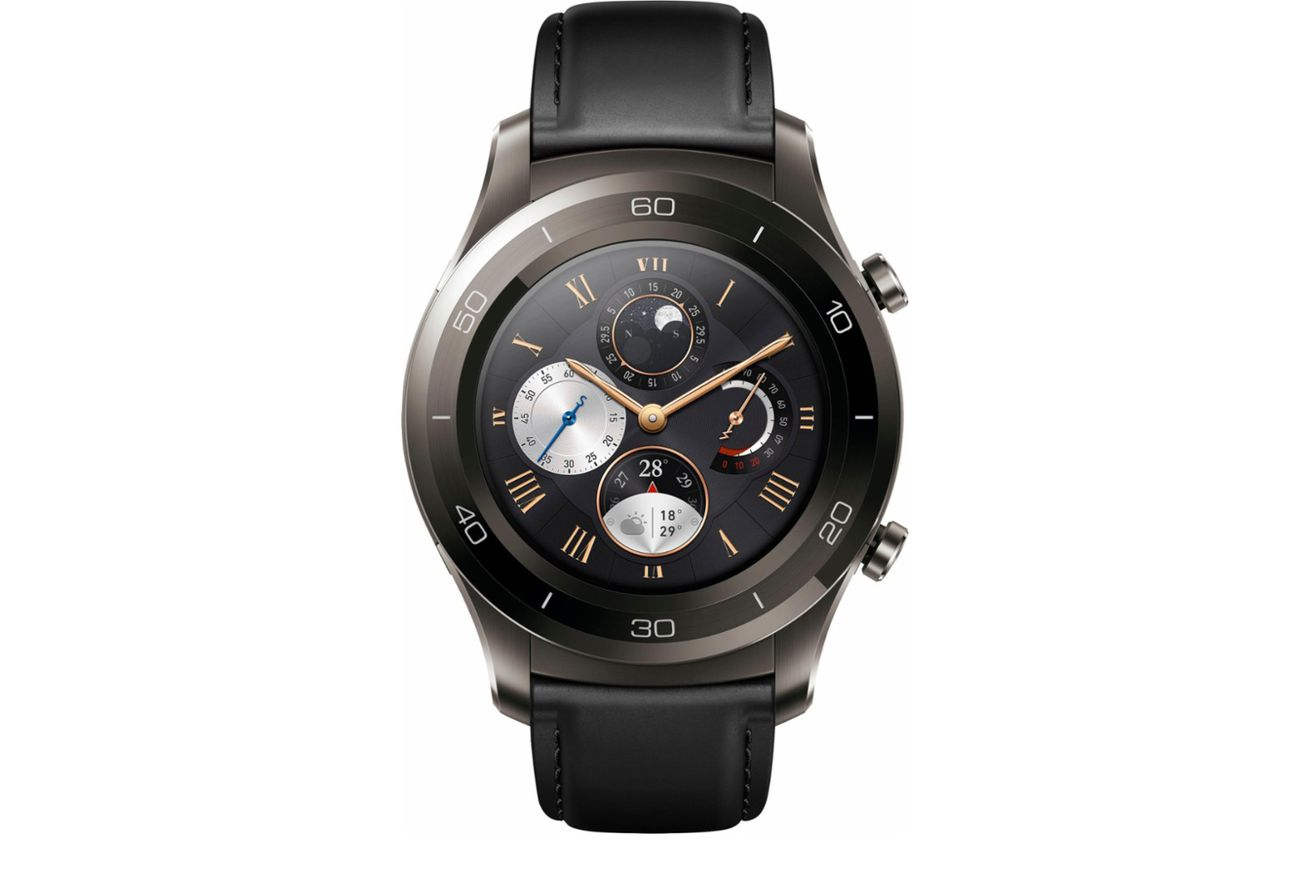 huawei s updated watch 2 uses esim technology