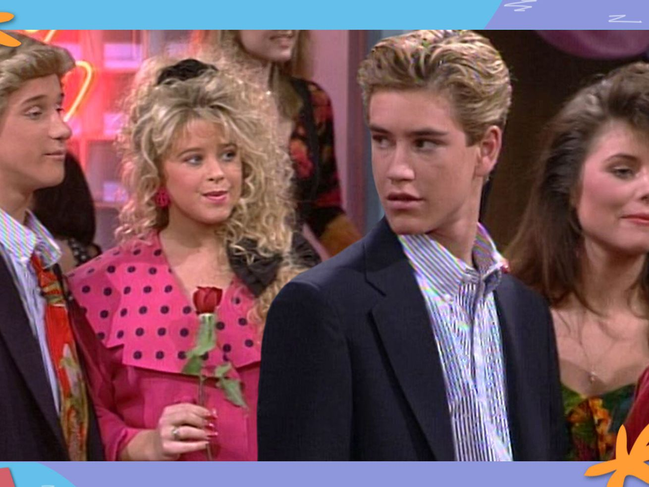 The Time Zack Morris Cloned Himself To Cheat On His Girlfriend At Her Birthday Party