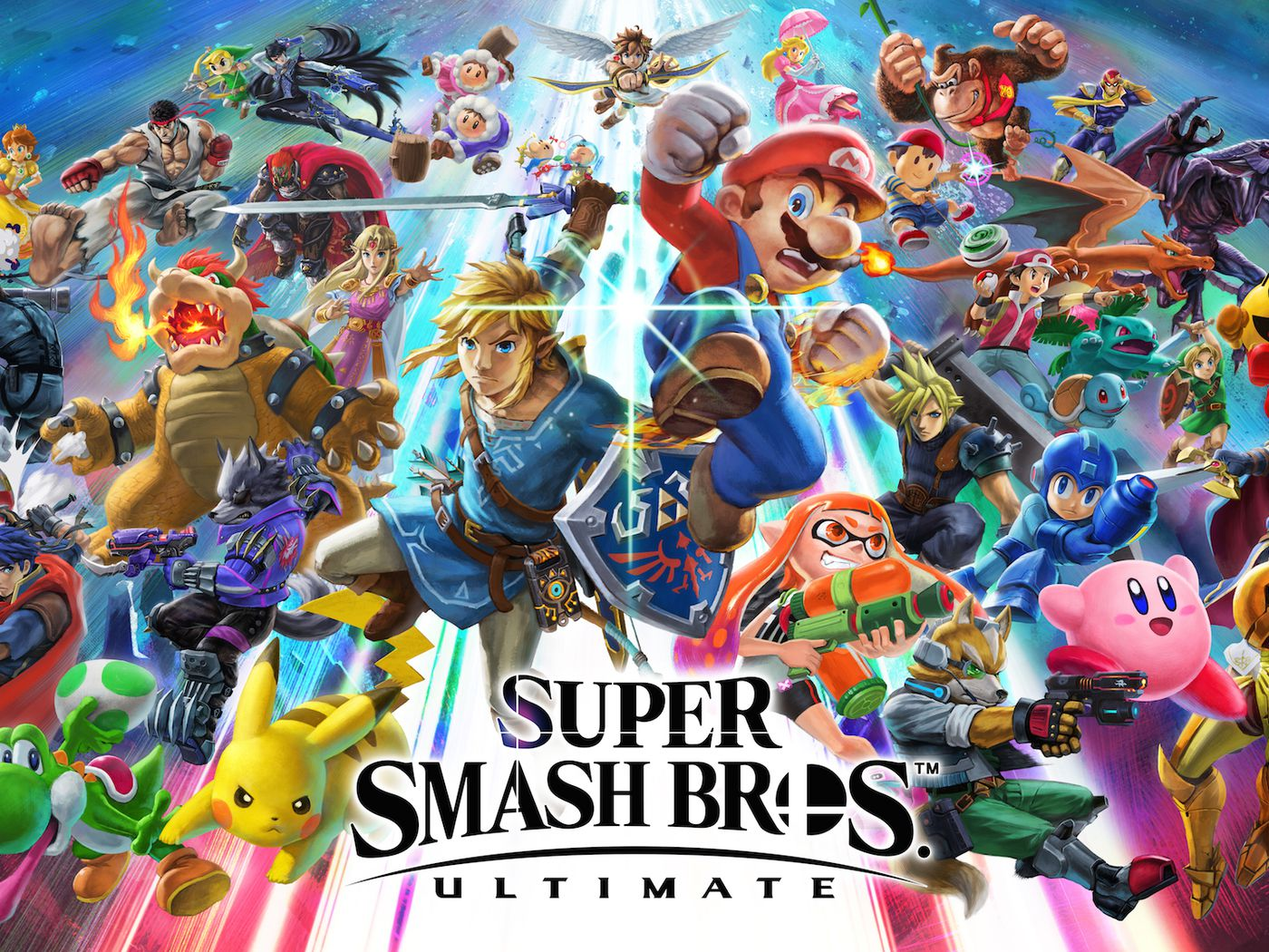 Why Super Smash Bros  Ultimate was such a daunting game for its
