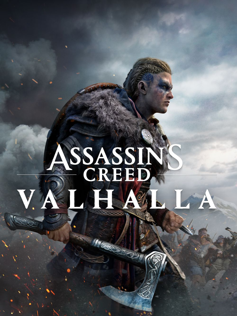 Assassin S Creed Valhalla Gameplay Demo Preview Polygon