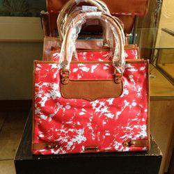 Spring-ready tote bag, $200.