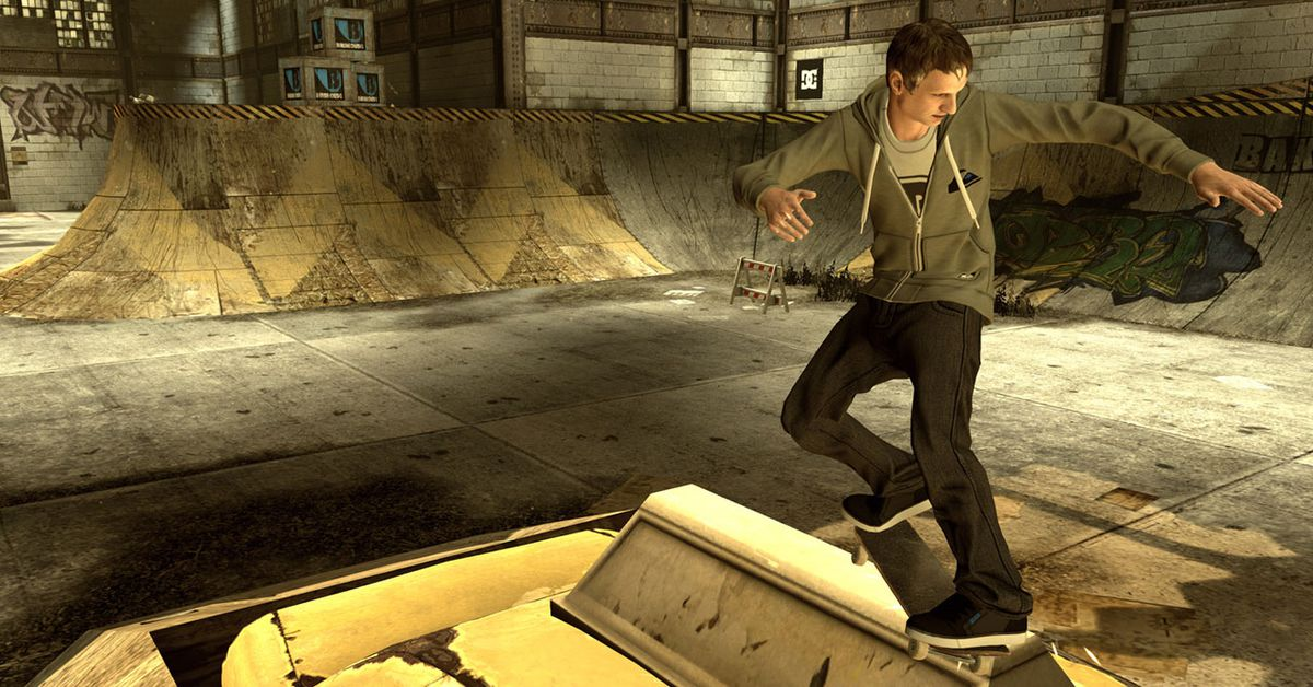Tony Hawk's Pro Skater documentary premieres next week