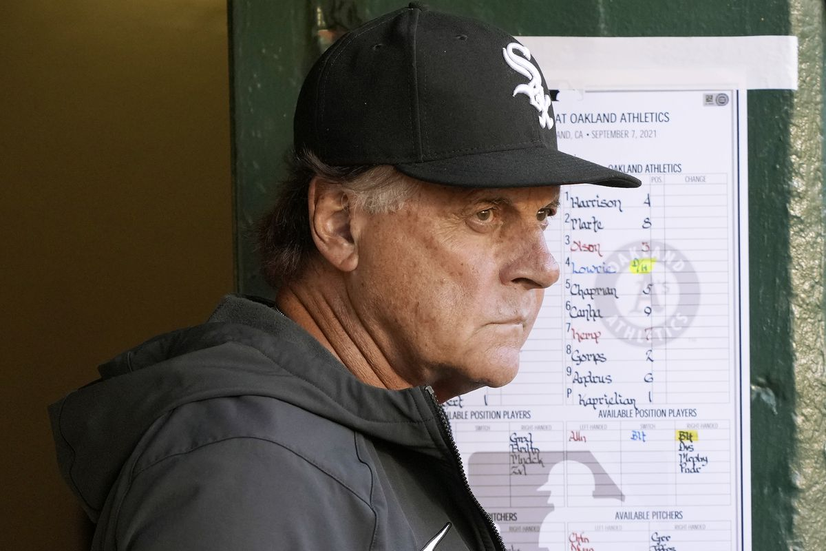 According to Tony La Russa, being at home to start the playoffs isn't such a big deal.
