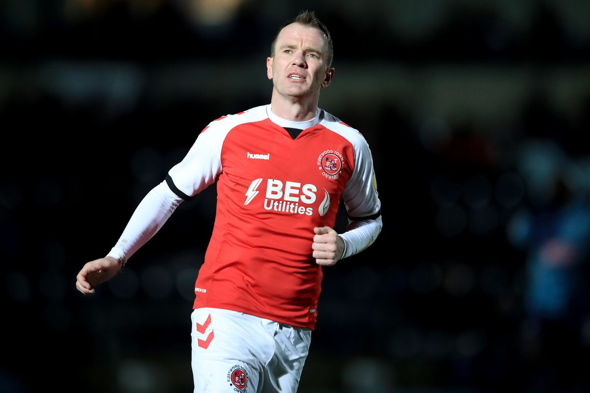 Wycombe Wanderers v Fleetwood Town - Sky Bet League One