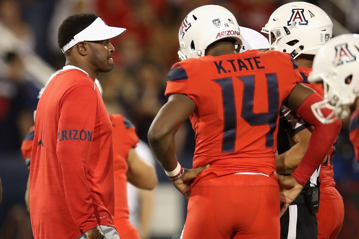 kevin-sumlin-arizona-wildcats-college-football-consistency-preseason-2019-pac-12-media-day