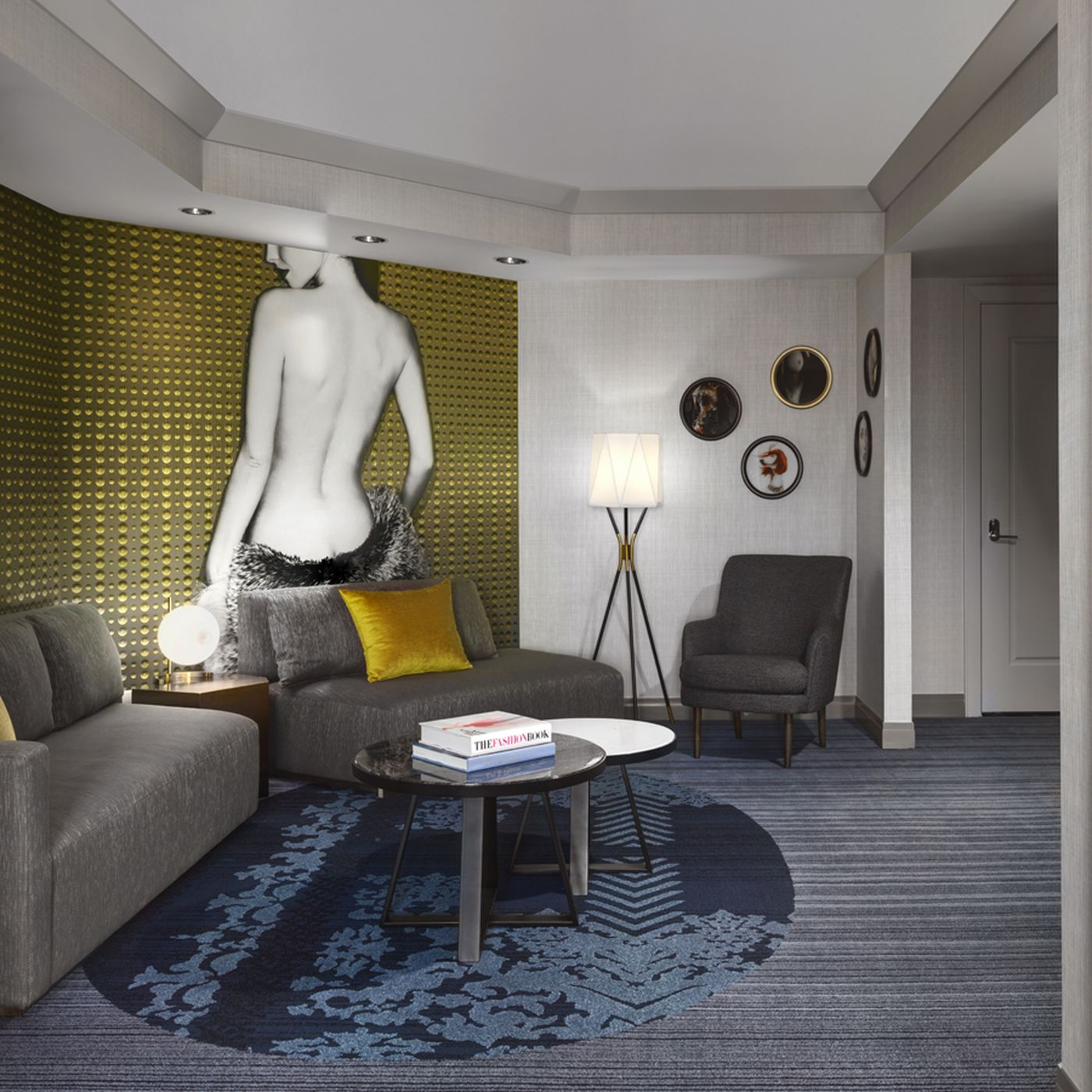 Magnificent Check Out The Cosmopolitan Of Las Vegass Major Upgrade Curbed Interior Design Ideas Tzicisoteloinfo