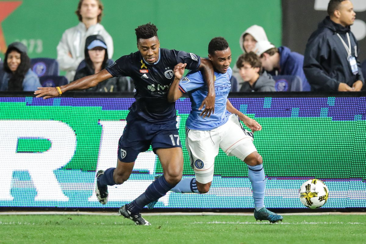 MLS: Sporting KC at New York City FC