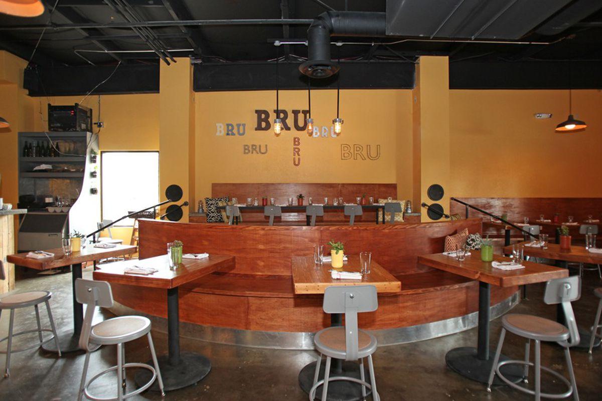 BRU Handbuilt Ales and Eats