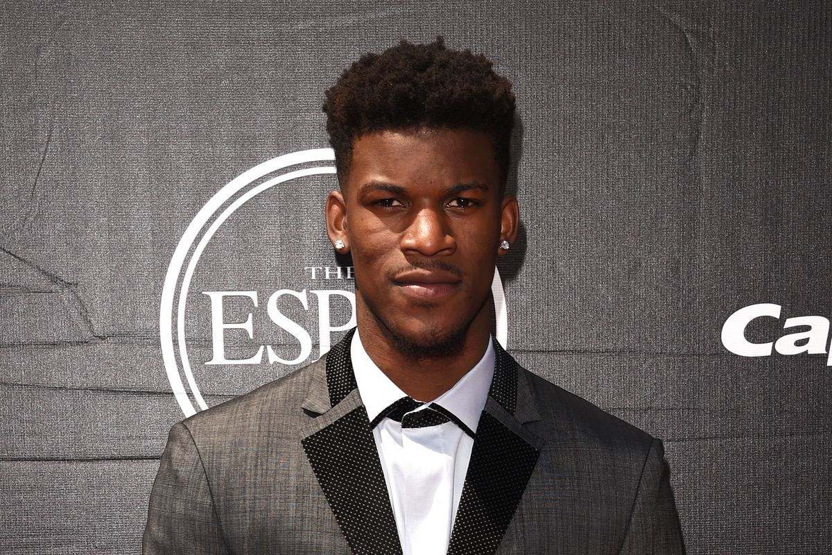 Jimmy Butler doesn't seem interested in joining the Lakers