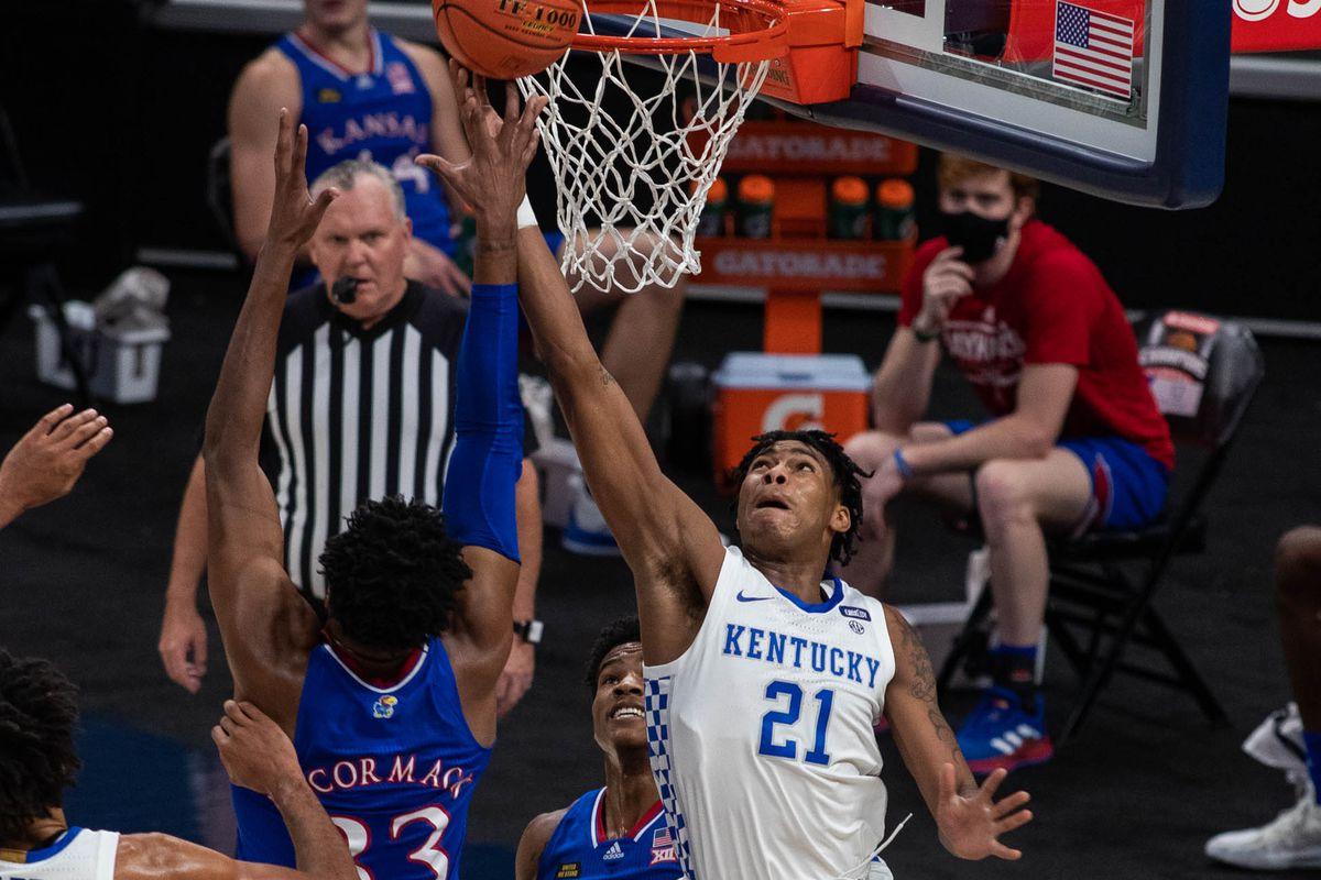 NCAA Basketball: State Farm Champions Classic-Kansas at Kentucky
