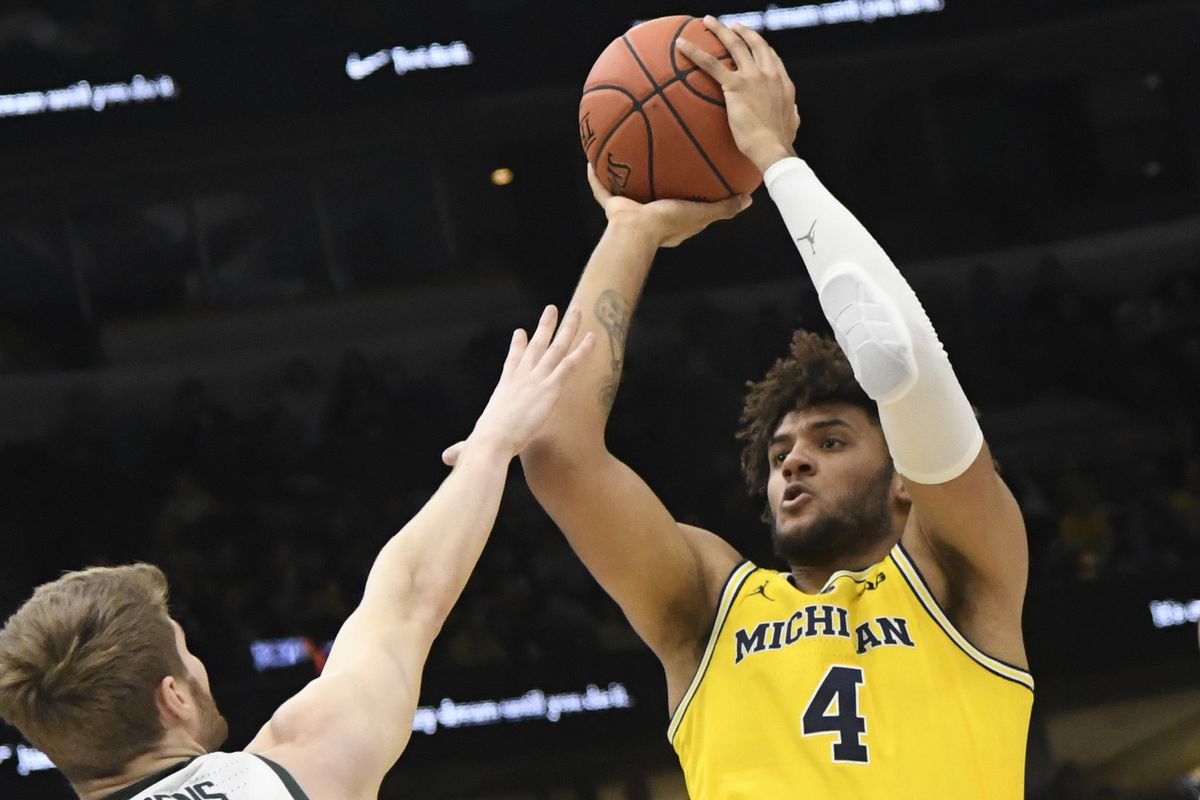 41c65dc758cc Michigan Basketball s 2019-20 Big Ten conference opponents announced ...