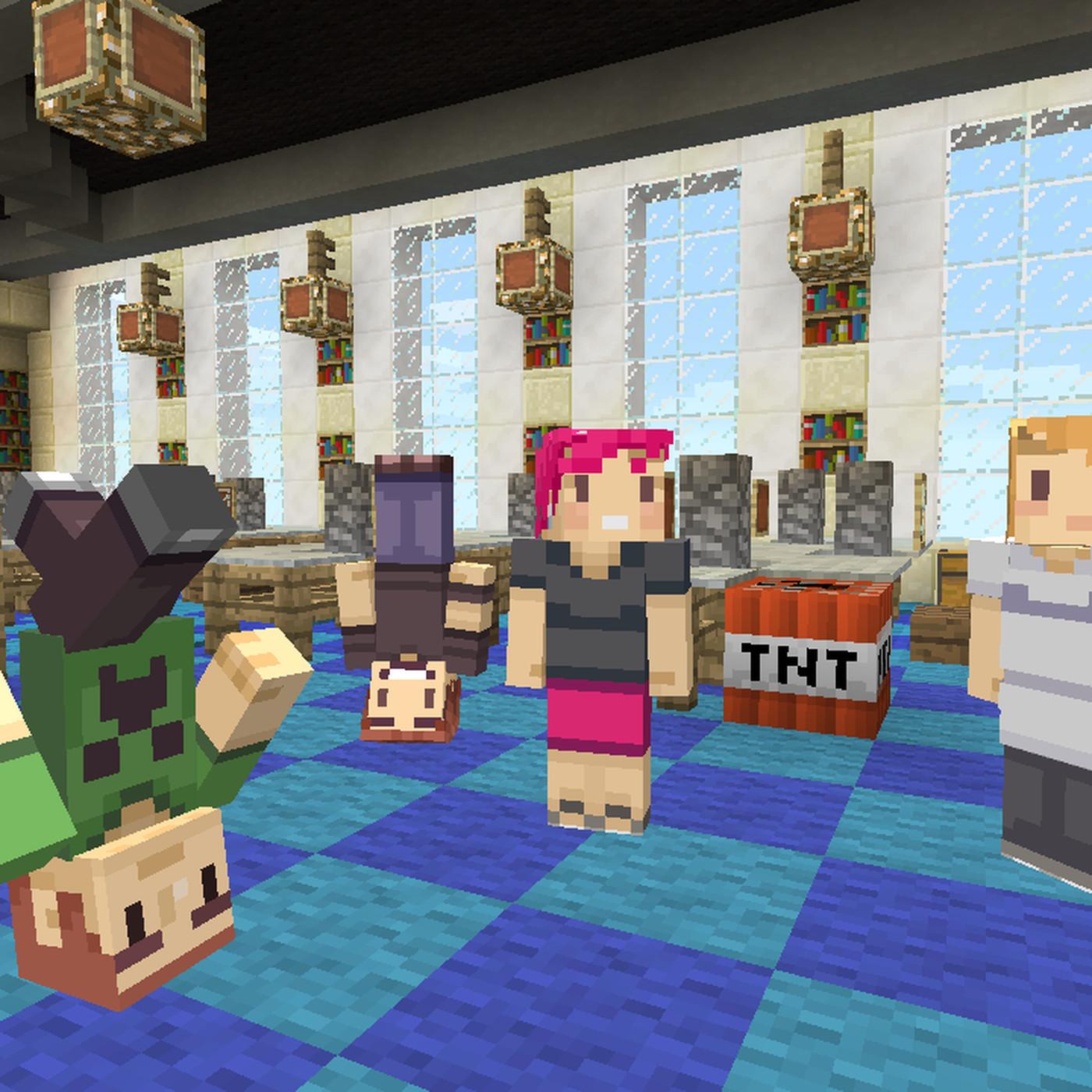 Free Minecraft skins hit Xbox to celebrate three years on