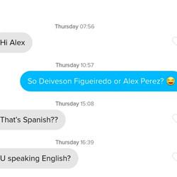 Yo no hablo ingles.