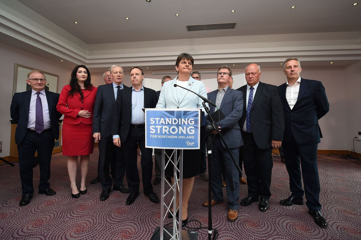 The Ultra Religious Northern Irish Party About To Help Form A Uk