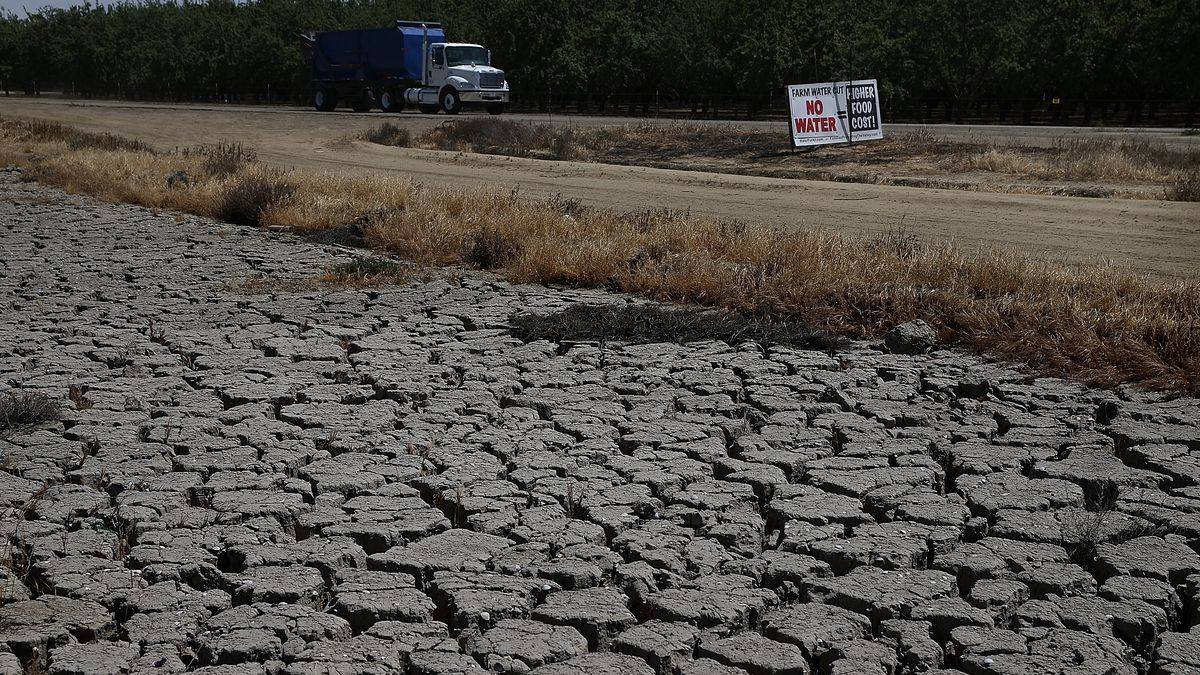 A guide to California's drought and water crisis - Vox
