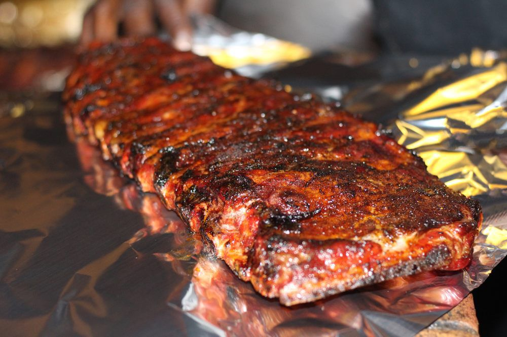 Ribs from Sam's