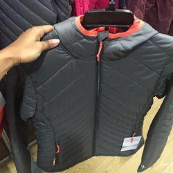 Outerwear, $100
