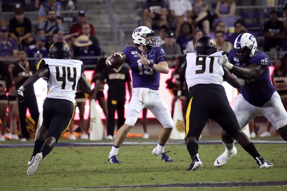 NCAA Football: Arkansas-Pine Bluff at Texas Christian