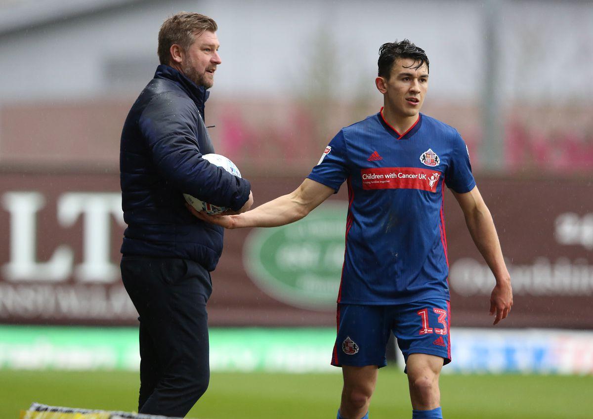 Oxford United v Sunderland - Sky Bet League One