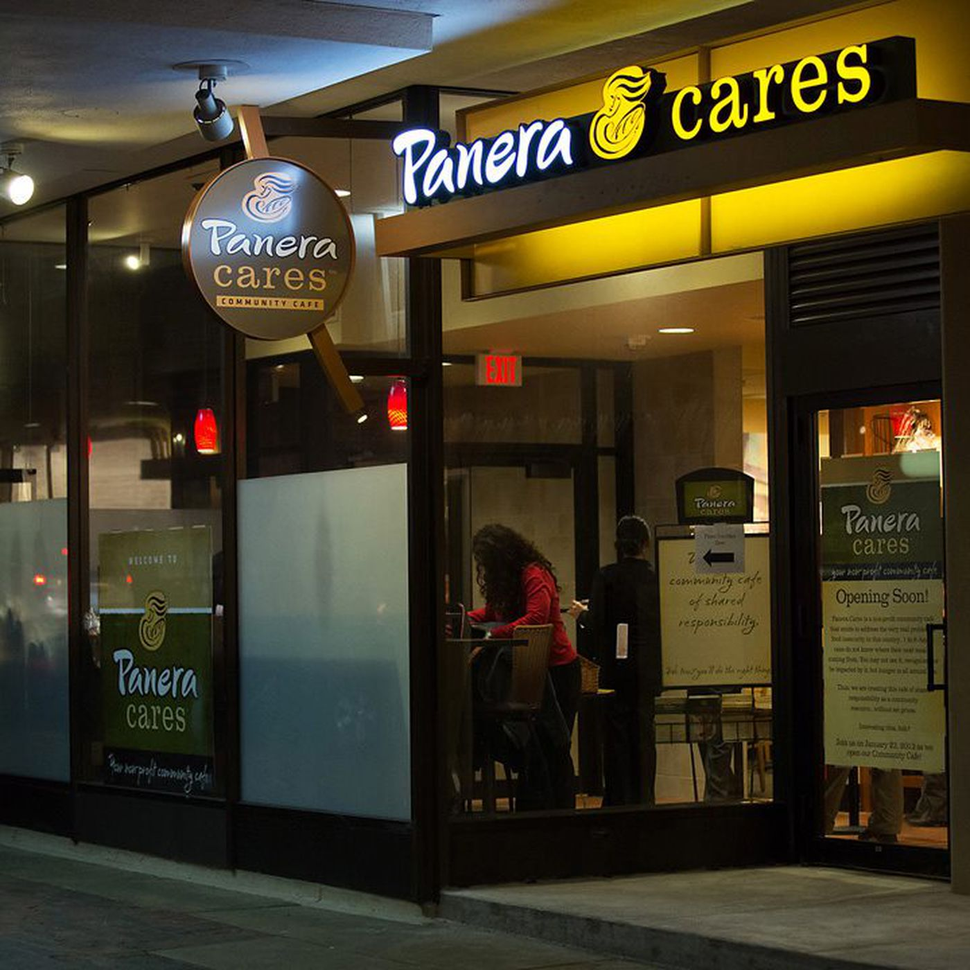 Panera Closes Last Pay-What-You-Can Restaurant in Boston - Eater