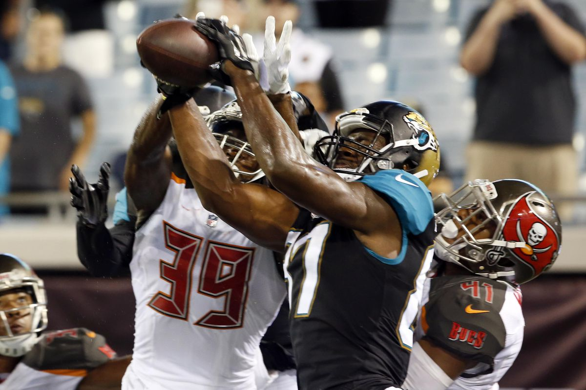 quality design 79ebb 6489f Bucs vs Jags preseason 2018: Time, TV schedule, online ...