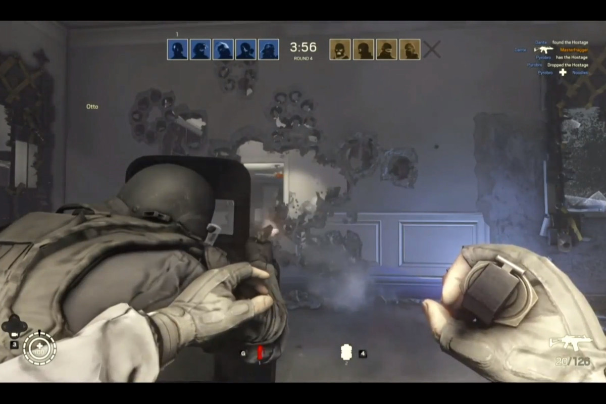 Rainbow Six Siege Will Let You Do Damage In Creative Ways
