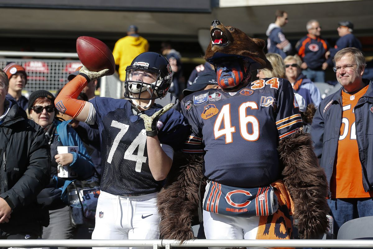 Los Angeles Chargers vChicago Bears