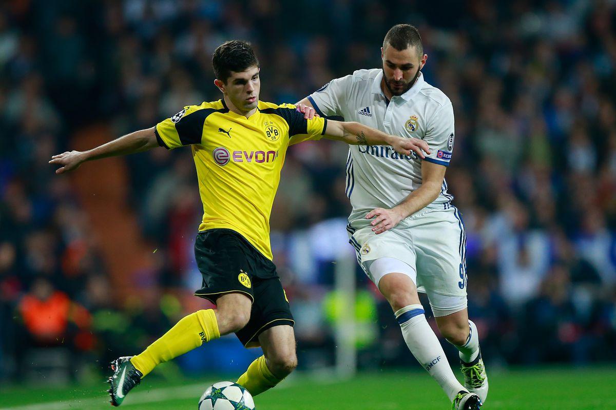 Real Madrid CF v Borussia Dortmund - UEFA Champions League