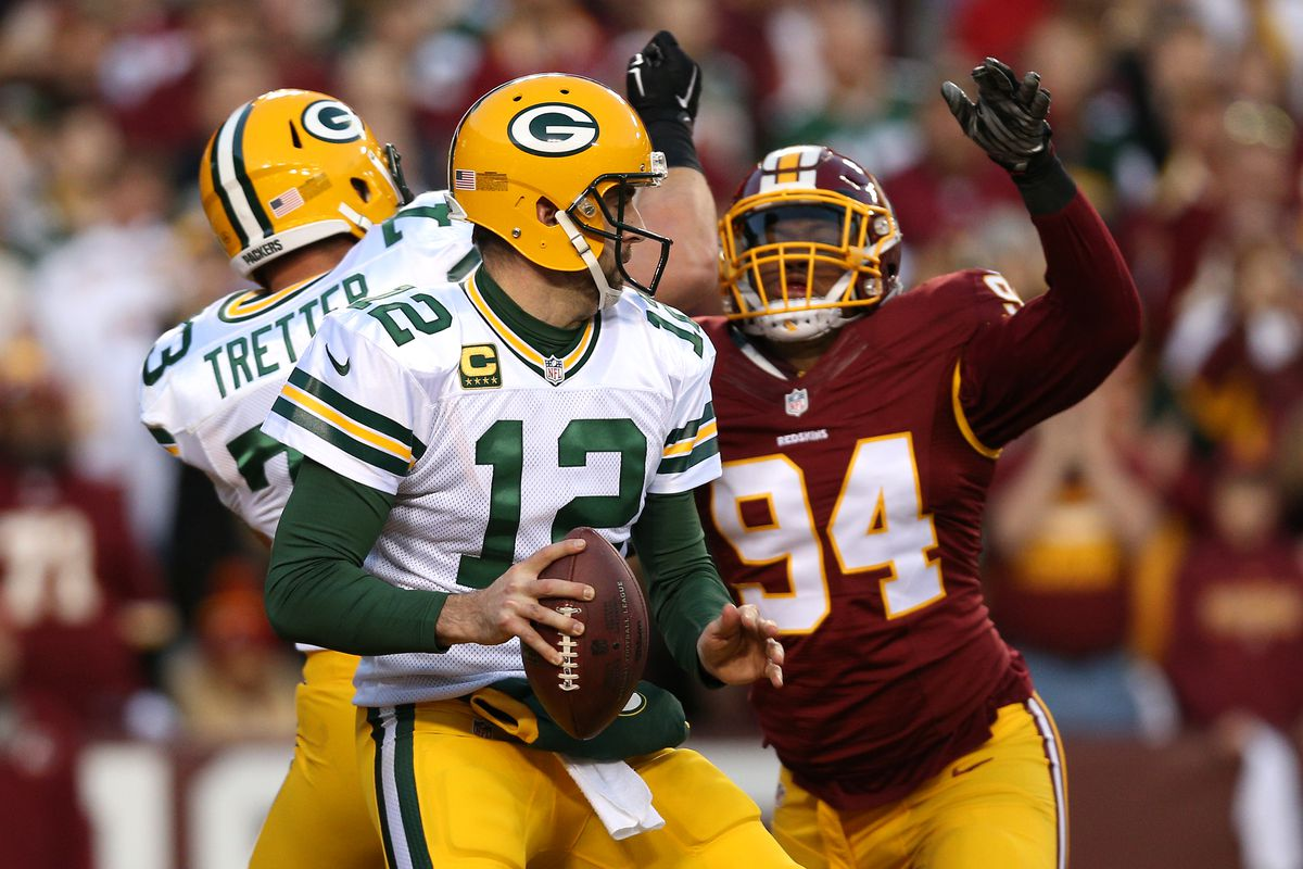 quality design 2e50f ce5ed Why Preston Smith is an ideal free agent fit for the Packers ...