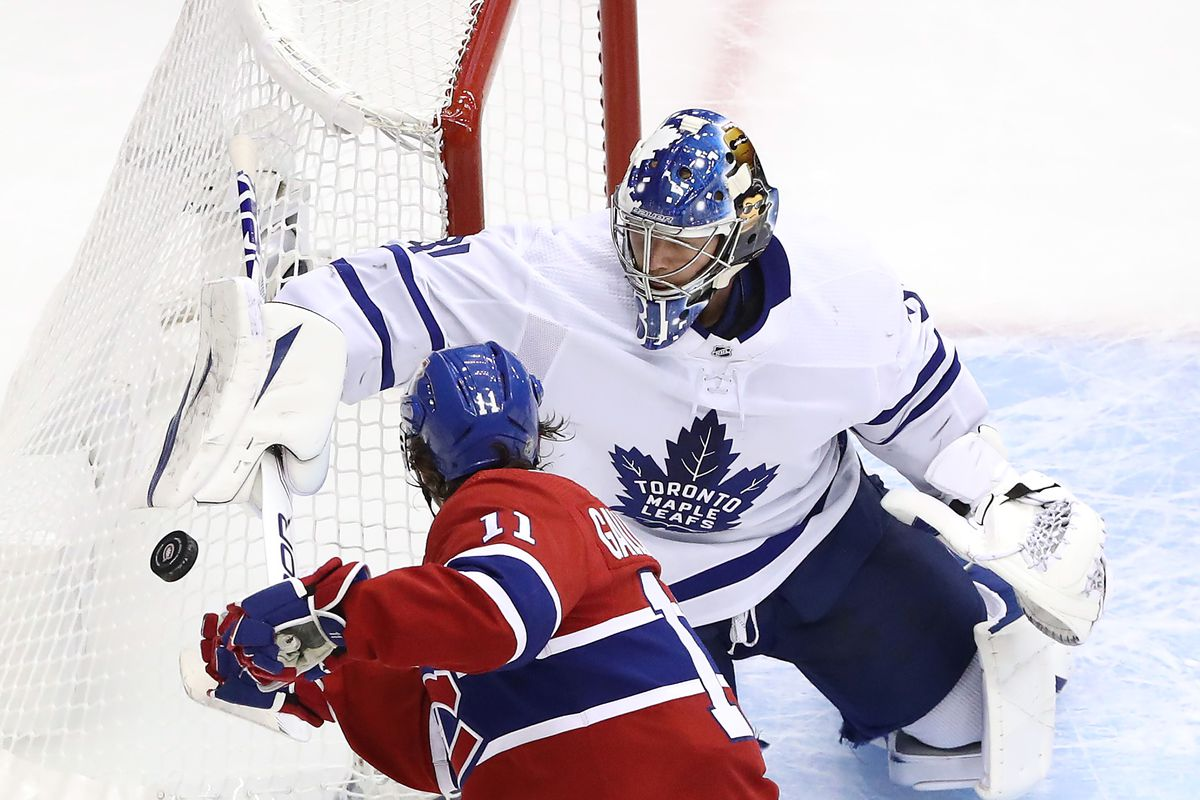 Canadiens vs. Maple Leafs game recap: This Is Me Trying ...