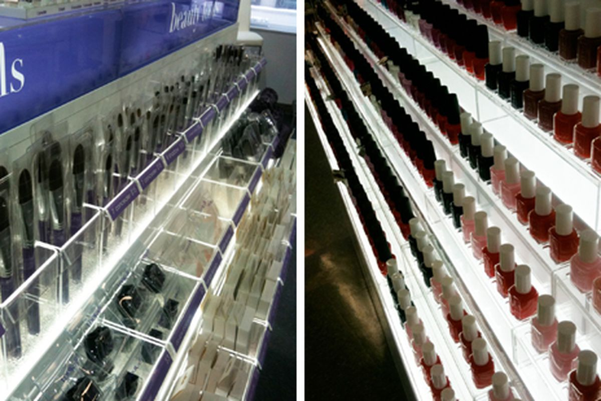"""Images via <a href=""""http://www.fashionherald.org/2010/03/its-new-duane-reade-on-34th-street.html"""">Fashion Herald</a>"""