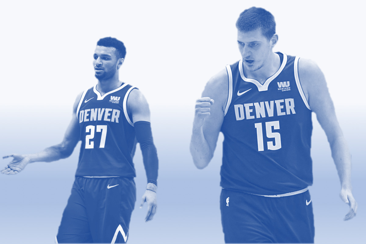 Stat of the Week  Nikola Jokic and Jamal Murray are the Nuggets new dynamic  duo d21bed221