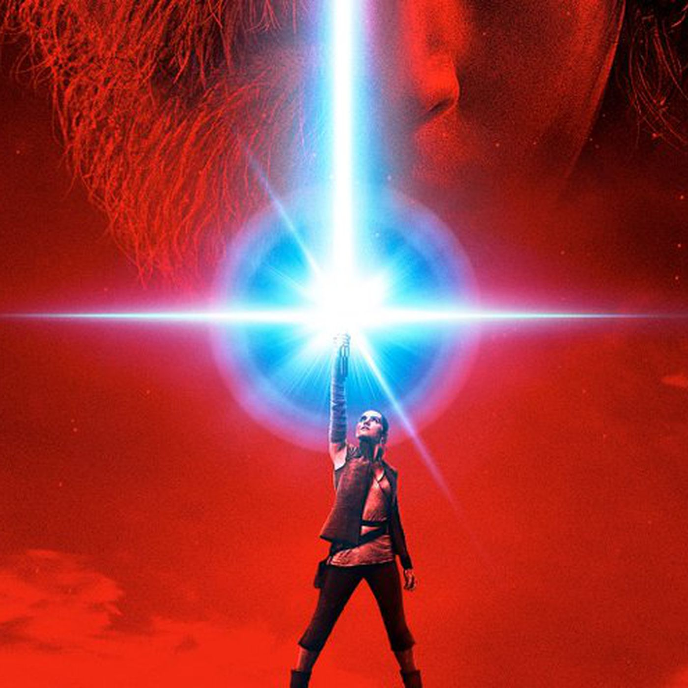 Here S The Teaser Poster For The Last Jedi The Verge