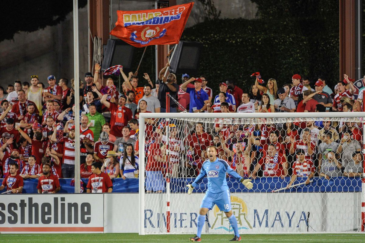 If you weren't at FC Dallas Stadium on Saturday you missed a great game!